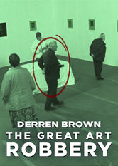 Derren Brown: The Great Art Robbery Netflix BR (Brazil)